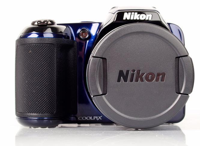 Nikon Coolpix L810 Front