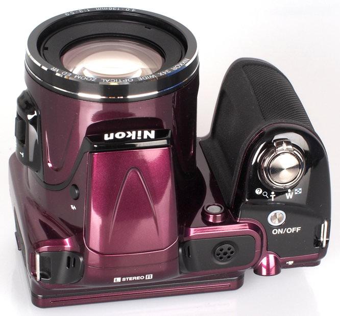 Nikon Coolpix L830 Plum (12)