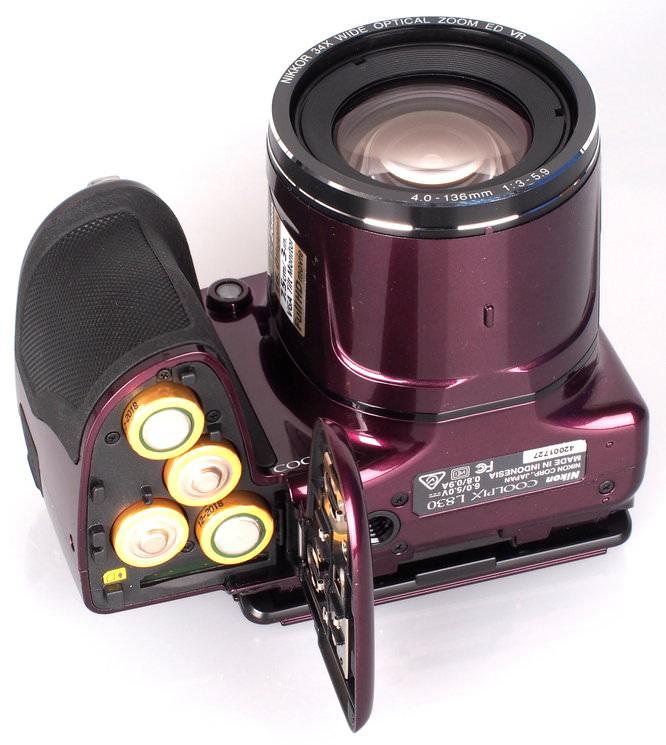 Nikon Coolpix L830 Plum (13)
