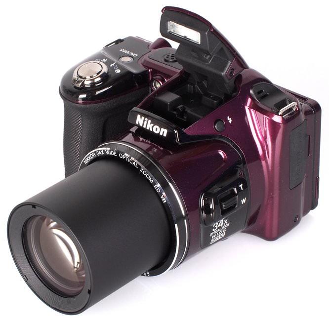 Nikon Coolpix L830 Plum (7)