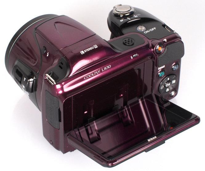 Nikon Coolpix L830 Plum (8)