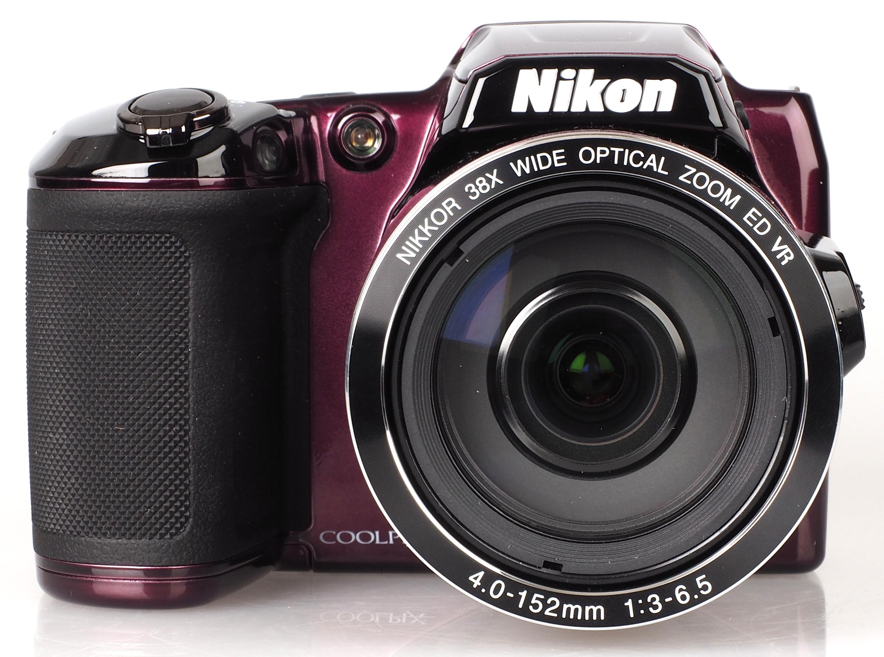 Nikon Coolpix L840 Review
