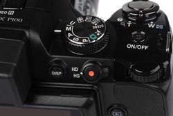 Nikon Coolpix P100 command dial