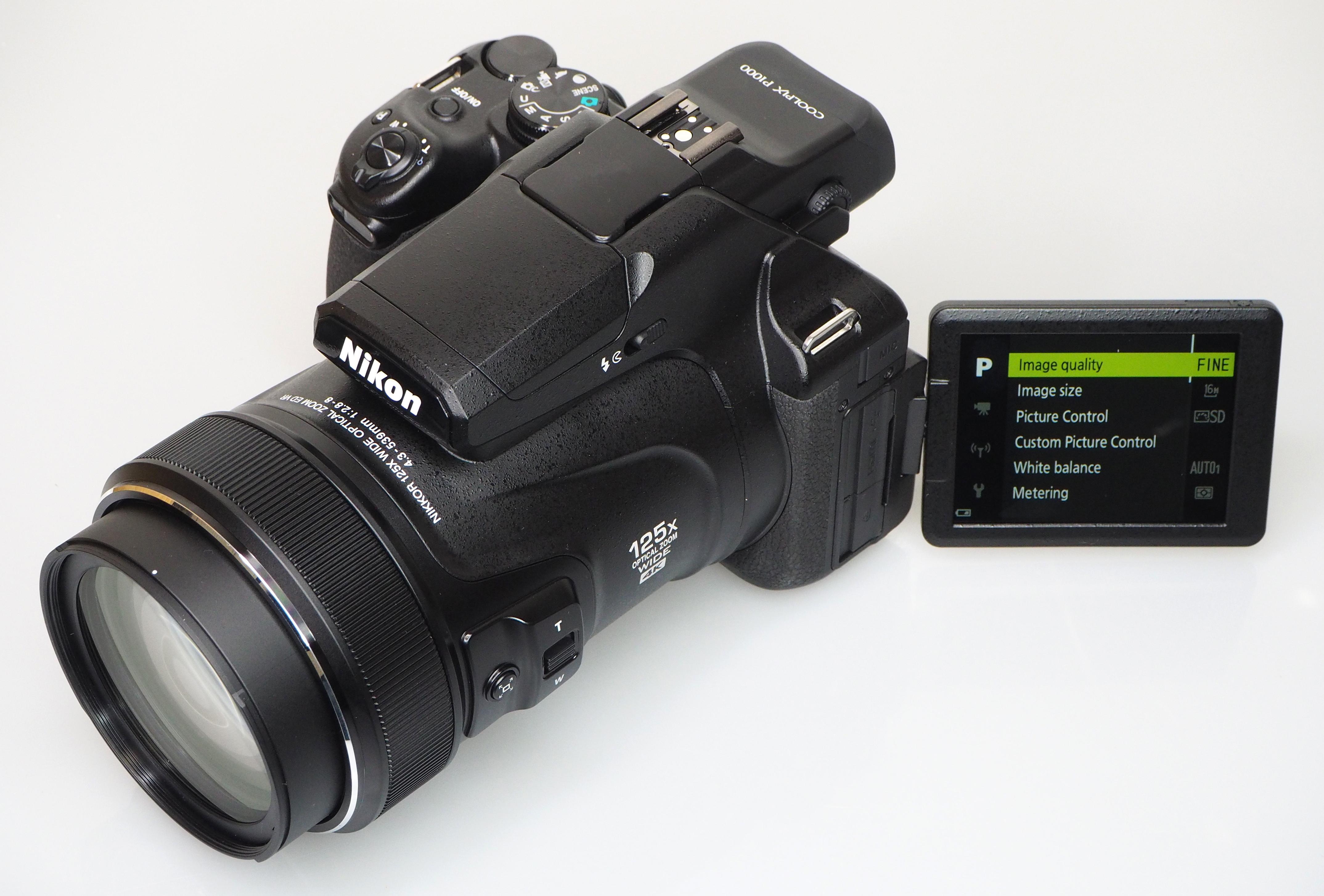 Nikon Coolpix P1000 Review   ePHOTOzine
