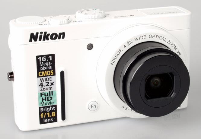 Nikon Coolpix P310 Front Lens Extended