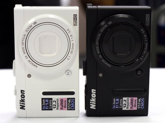 Nikon Coolpix P330 White Black (2)