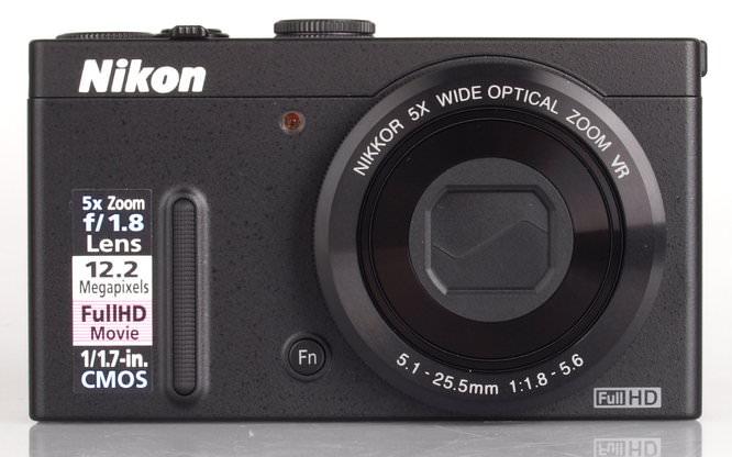 Nikon Coolpix P330 Black (1)