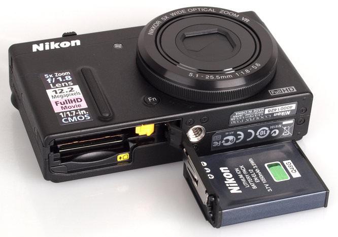 Nikon Coolpix P330 Black (6)
