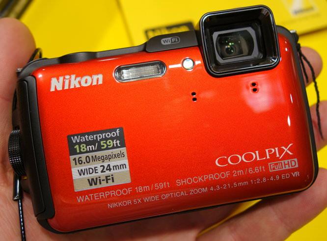 Nikon Coolpix AW120 (2)