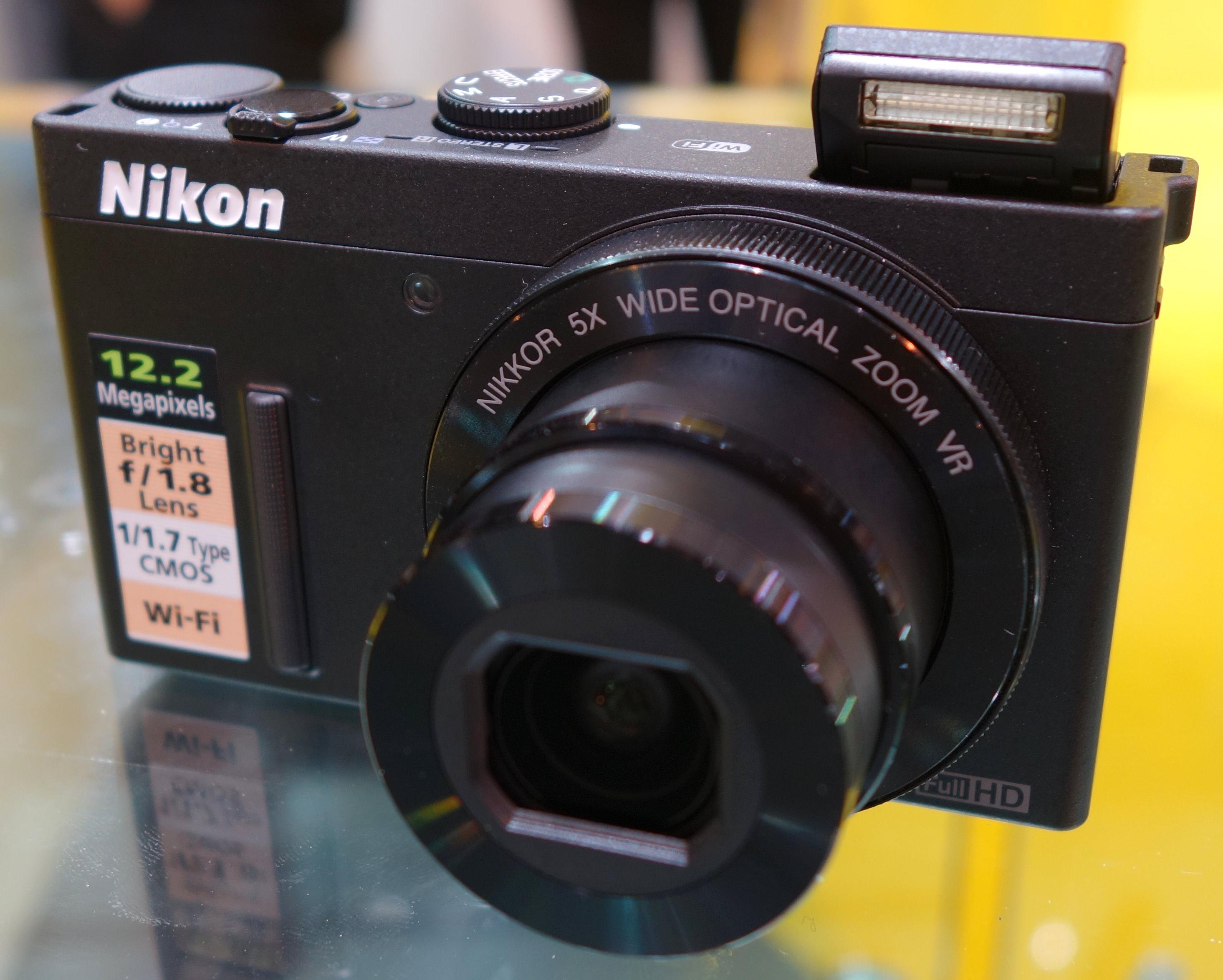 Nikon Coolpix P340 Nachfolger