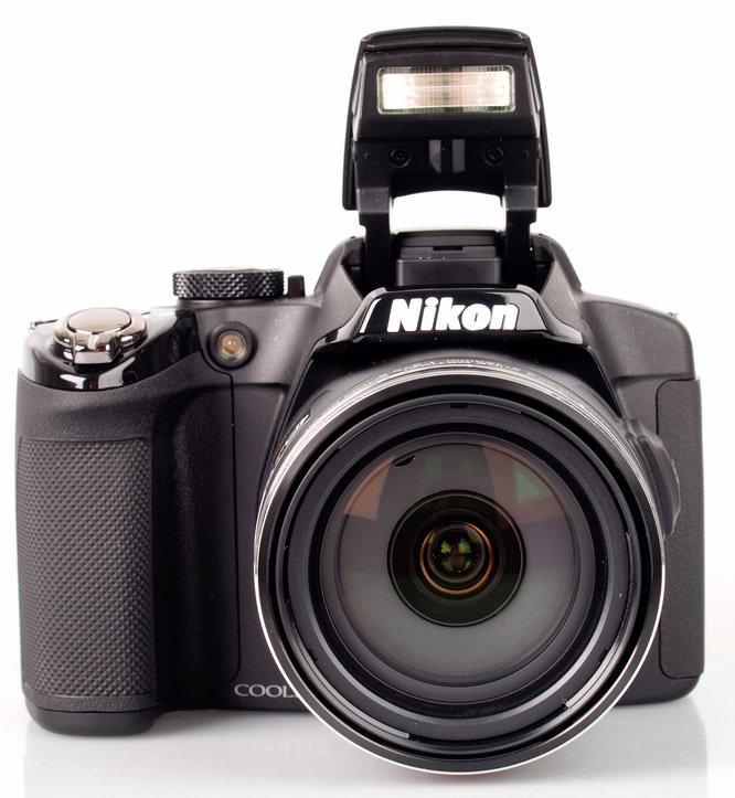 Nikon Coolpix P510 Front