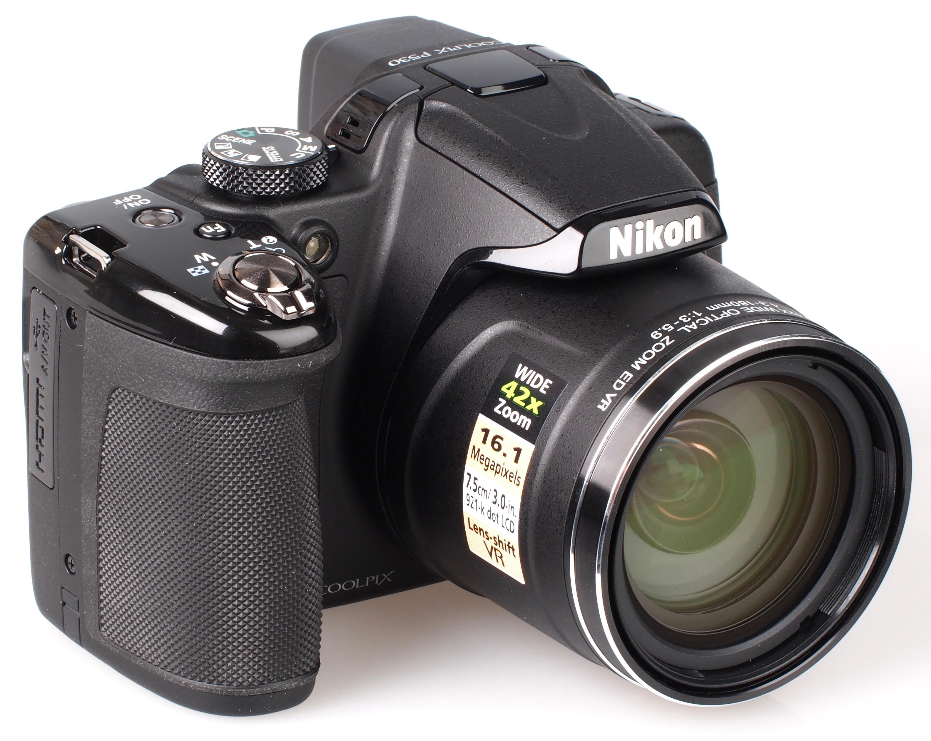 Nikon Coolpix P530 Bridge Camera Review