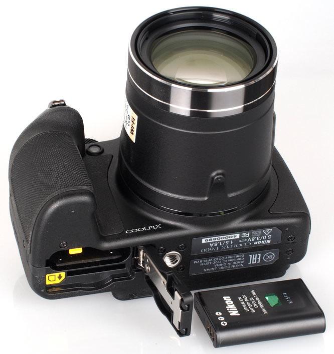 Nikon Coolpix P600 Black (11)