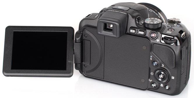Nikon Coolpix P600 Black (9)