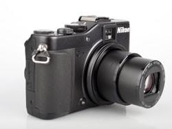 Nikon Coolpix P7000 lens