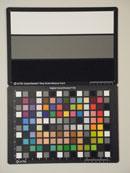 Nikon Coolpix P7000 Test chart ISO3200