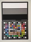 Nikon Coolpix P7000 Test chart ISO400