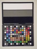 Nikon Coolpix P7000 Test chart ISO6400