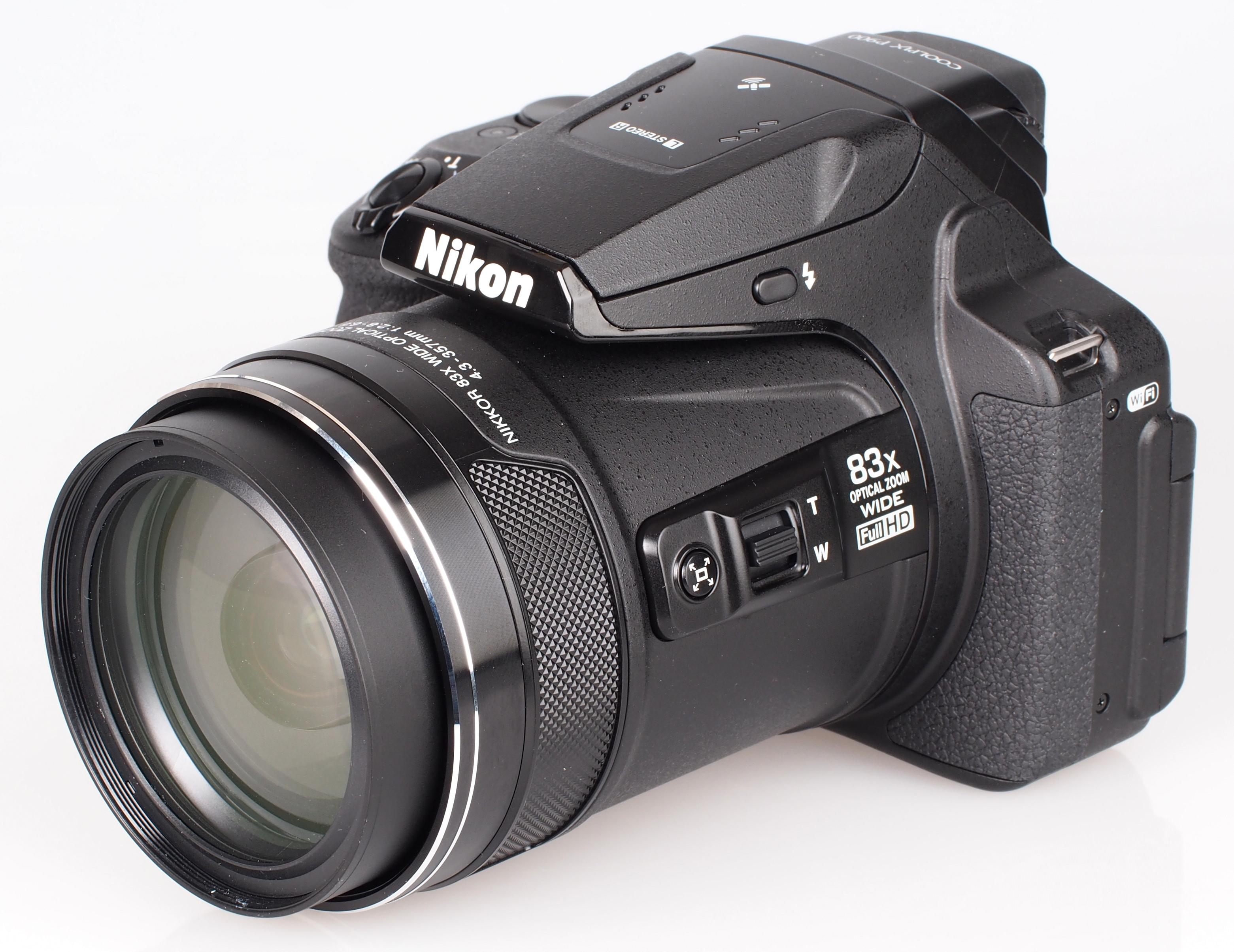 Nikon Coolpix P900 Sample s