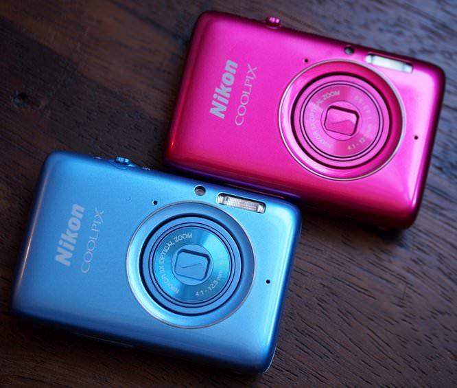 Nikon Coolpix S02 Blue (1) (Custom)