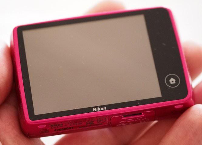 Nikon Coolpix S02 Pink (5) (Custom)