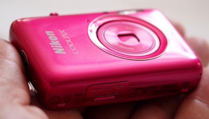 Nikon Coolpix S02 Pink (7) (Custom)