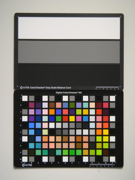 Nikon Coolpix S1100pj Test chart ISO80