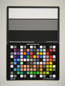 Nikon Coolpix S1100pj Test chart ISO200
