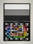 Nikon Coolpix S1100pj Test chart ISO3200