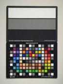 Nikon Coolpix S1100pj Test chart ISO6400