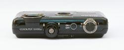 Nikon Coolpix S1100pj top
