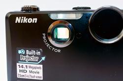 Nikon Coolpix S1100pj projector