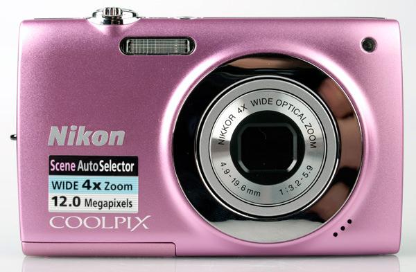 Nikon Coolpix S2500 front