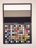 Nikon Coolpix S2500 Test chart ISO3200