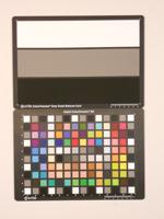 Nikon Coolpix S2500 Test chart ISO400
