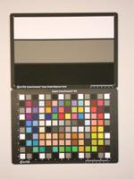 Nikon Coolpix S2500 Test chart ISO800
