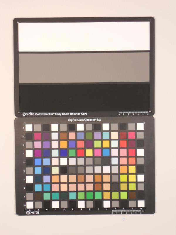 Nikon Coolpix S2500 Test chart ISO80