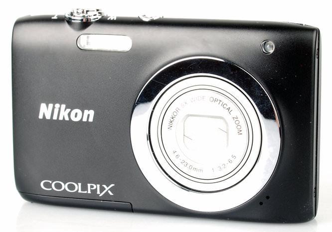 Nikon Coolpix S2600 Front