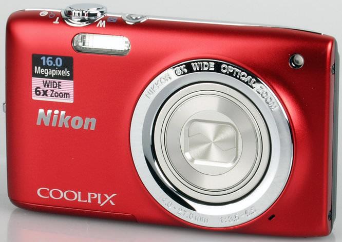 Nikon Coolpix S2700 2