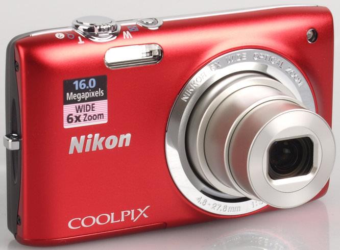 Nikon Coolpix S2700 4