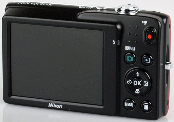 Nikon Coolpix S2700 9