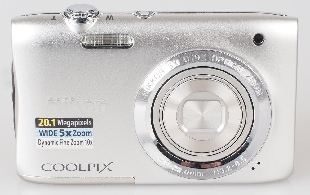 Nikon Coolpix S2900 Silver (4)
