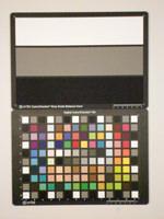 Nikon Coolpix S3100 Test chart ISO1600