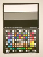 Nikon Coolpix S3100 Test chart ISO400