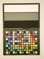 Nikon Coolpix S3100 Test chart ISO800