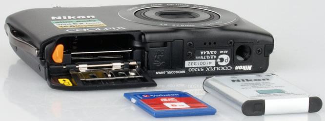 Nikon Coolpix S3200 10