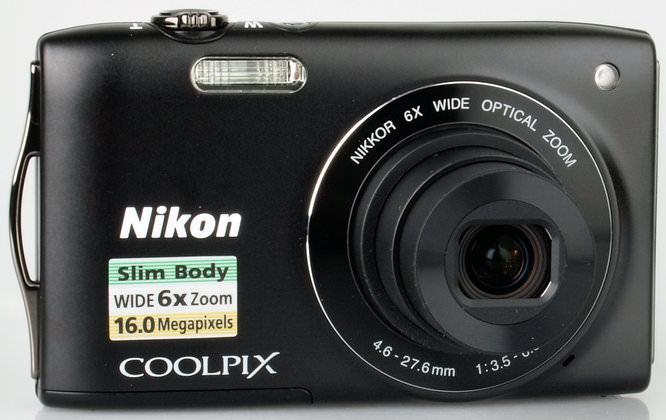 Nikon Coolpix S3200 4