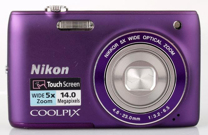 Nikon Coolpix S4150 Front