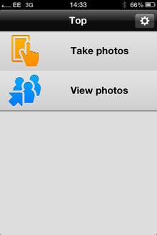 Nikon Coolpix S5200 App Screenshot 1
