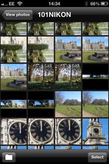 Nikon Coolpix S5200 App Screenshot 3